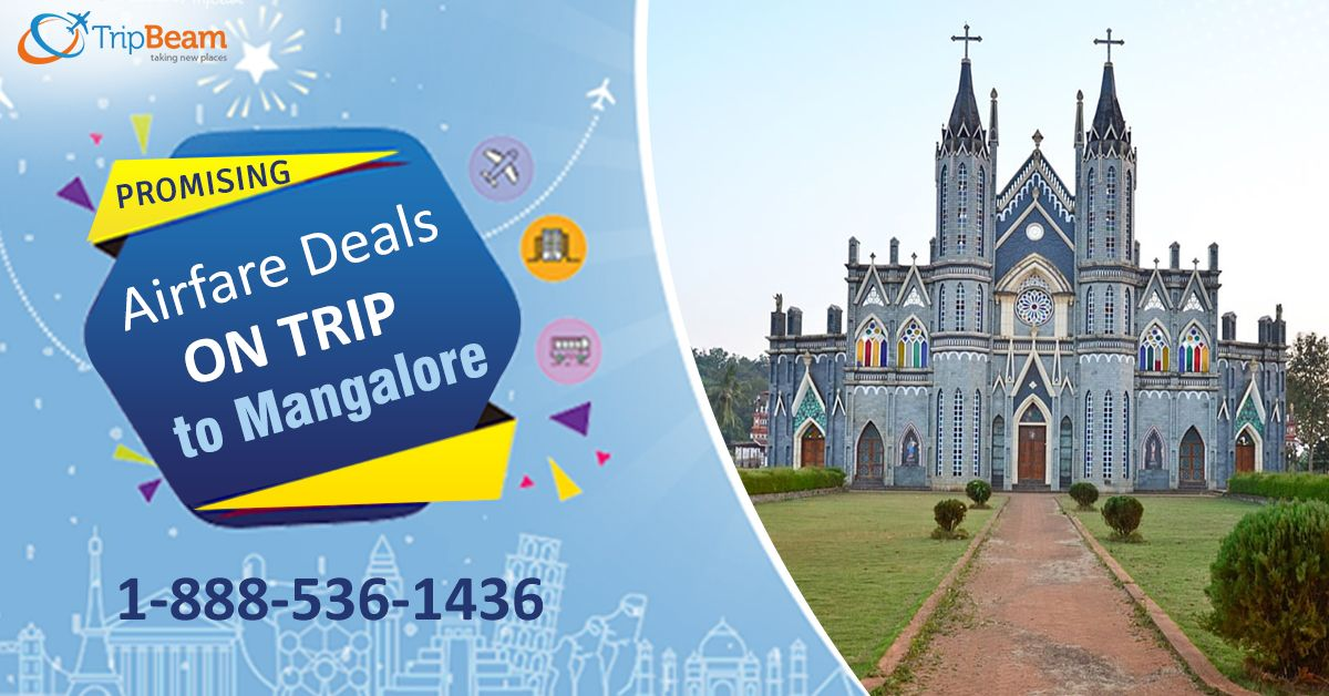 Looking forward to a #holiday in Mangalore? Get incredible flight deals with #Tripbeam on your next trip.   For more information: Contact us at: 1-888-536-1436 (Toll-Free), info@tripbeam.ca. Or, click the link in bio @tripbeamcanada.  #travelToMangalore #flight #travel #cheapflights #vacations #CheapFlightBooking #FlightDeals #bestvacationplaces #visitmangalore #triptomangalore #indiatravel #BookFlightToday