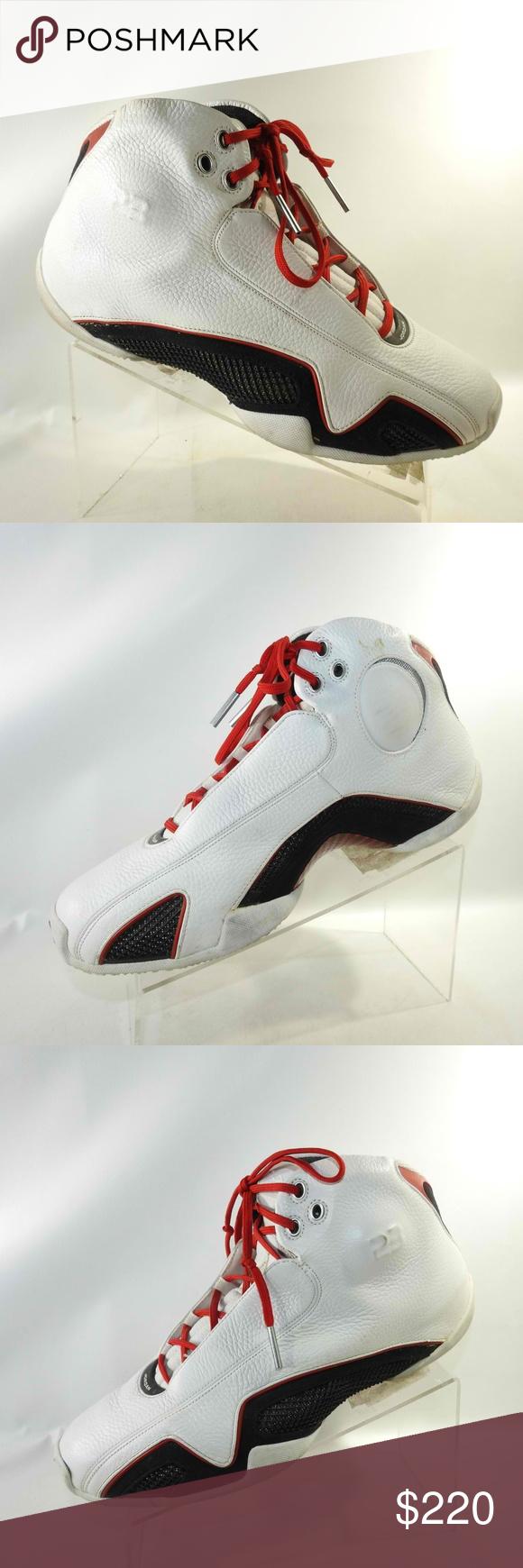7d91b0048af Nike Air Jordan 21 XXI Size 11.5 Sports Mens Shoes 2005 Nike Air Jordan 21  XXI