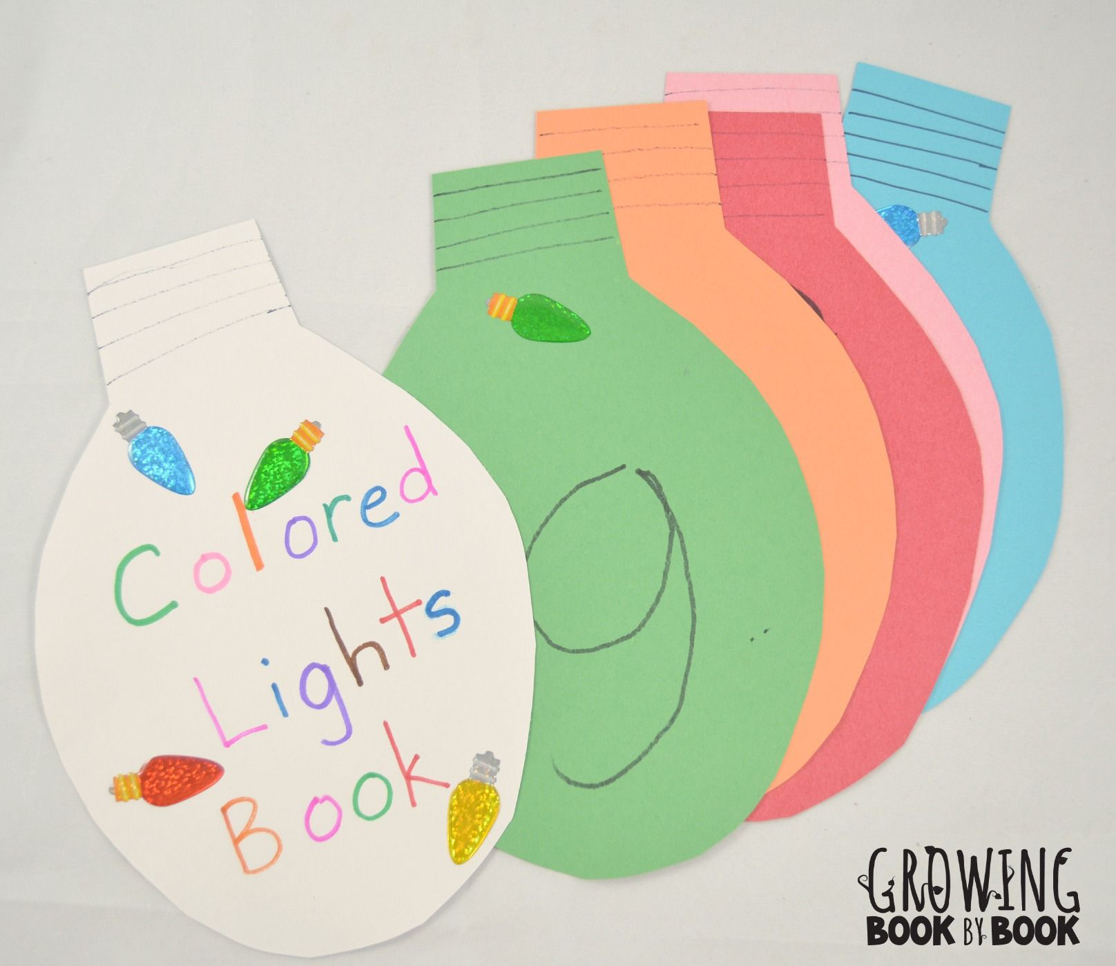 Making Books in Preschool | Making books, Books and Activities