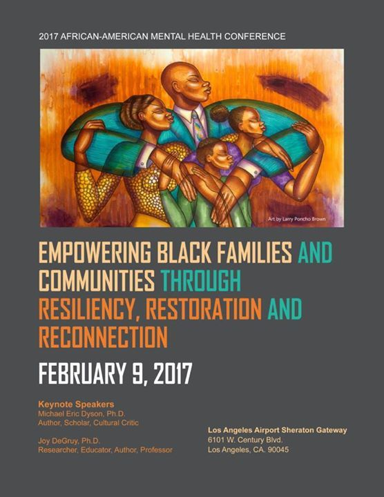 2017 African American Mental Health Conference African And African