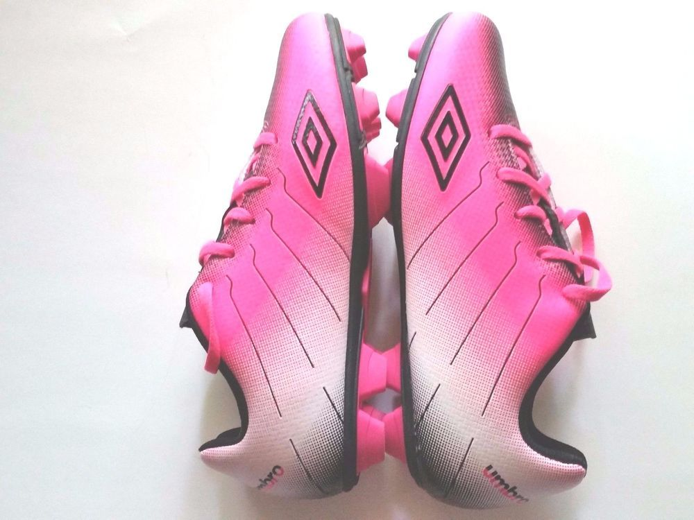 868796a2607c Girls Umbro Pink Arturo Soccer Cleats Shoes Size 6 #Umbro | GRΘUP ...