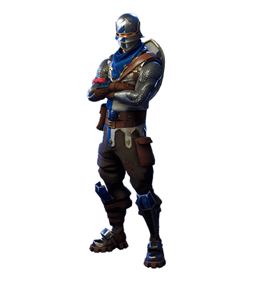 Blue Squire Fortnite Skin Heavy Armored Medieval Knight Fortnite Cool Backgrounds Squire