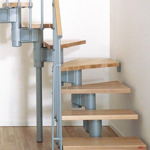 Best Kompact Adjustable Staircase Kit Modular Staircase 640 x 480