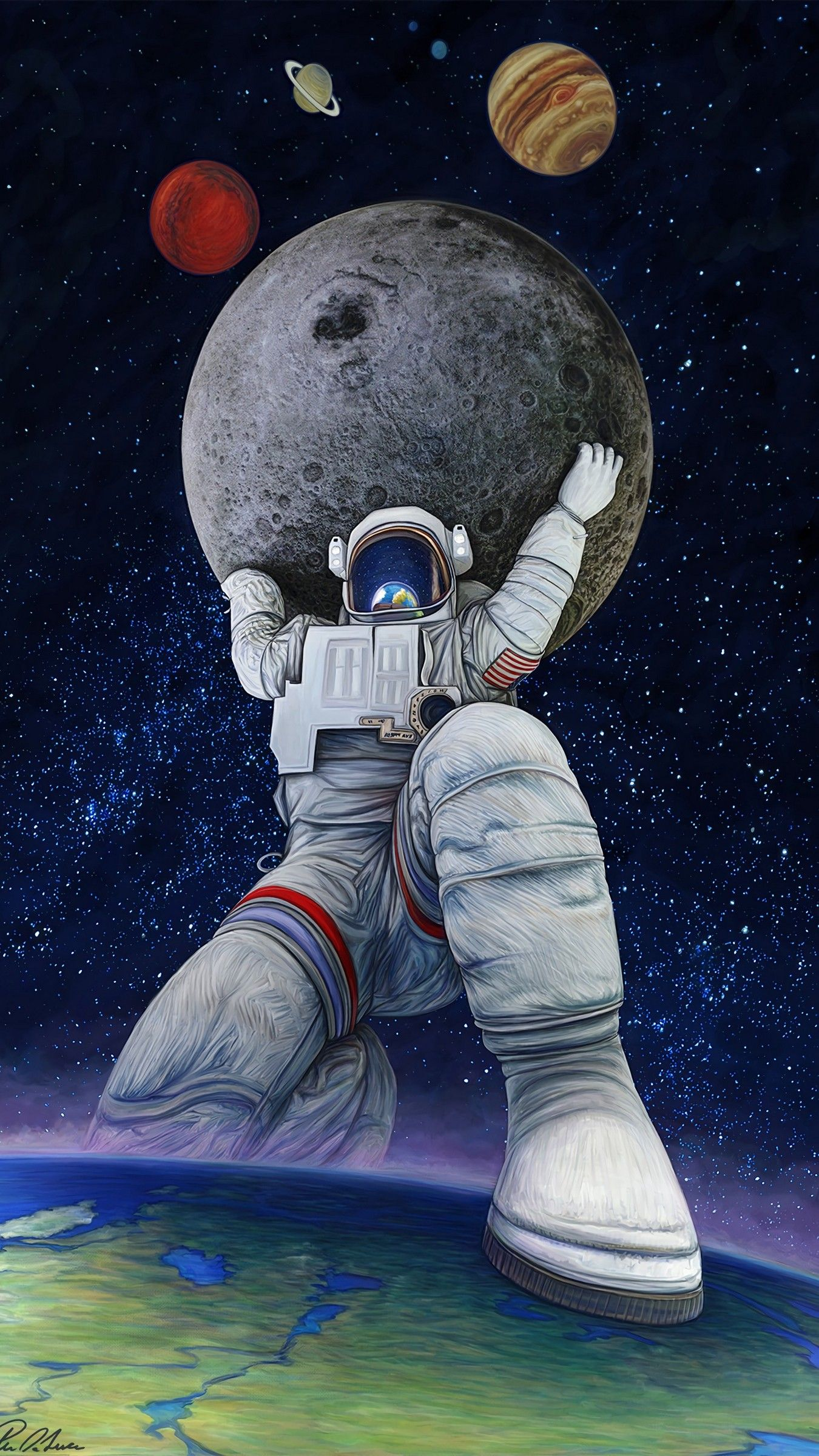 Pin By Iyan Sofyan On Space Astronaut Pictures With Images