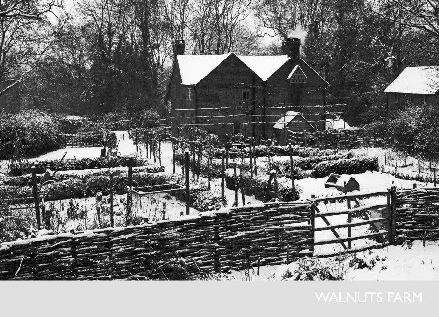 Walnuts Farm – Nick & Bella – the rustic shoot location house | House