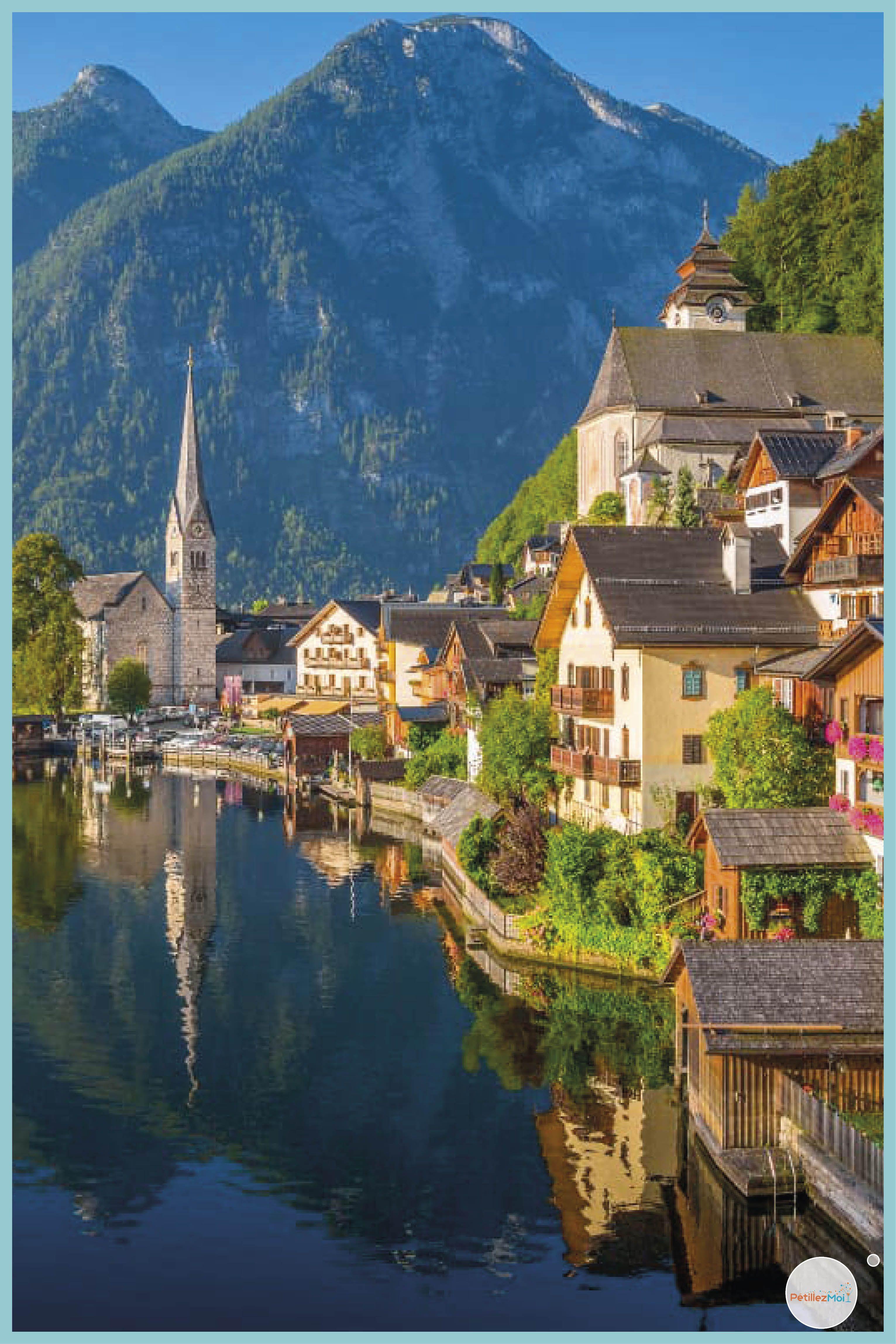 Village de rêve en Europe : voici 10 villages de contes de fées à découvrir