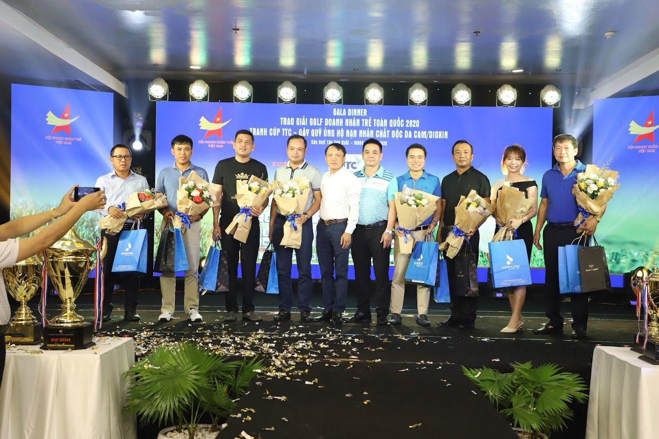 Golfgroup-Kenichi Việt Nam tài trợ giải Golf Doanh Nhân Trẻ Toàn Quốc Lần Thứ VIII 2020 | Việt nam