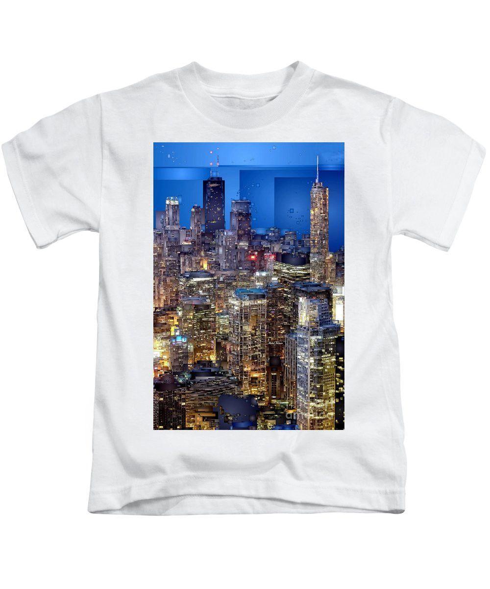Kids T-Shirt - Chicago. Illinois