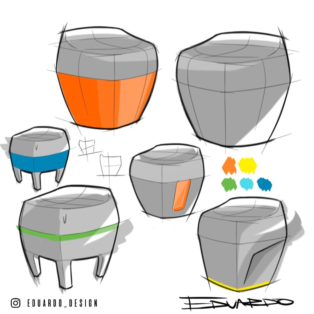 Industrial design sketches furniture - Furniture Concept Designs Id Sketch Sketchbook Sketches Product Design Industrial Design