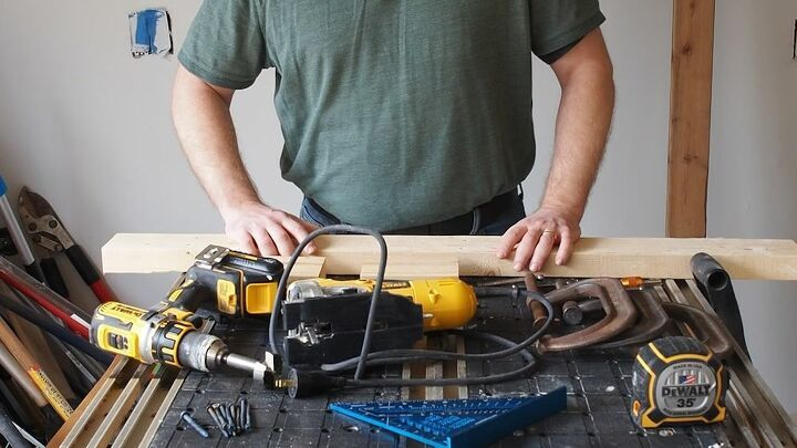 How to Make a Garden Tool Organizer for Garage DIY in 2020 ...