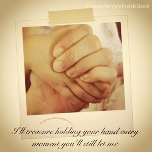 Let Me Hold Your Hand Baby On Board Kids Poems Quotes For Kids