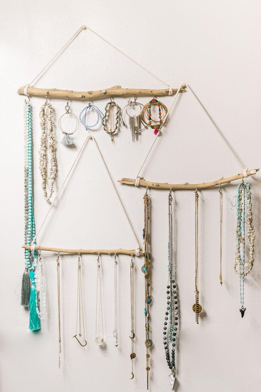 Diy Jewelry Holder Sweet Teal 9 Sweet Teal Diy Jewelry