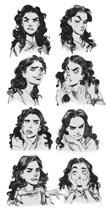 23+ best Ideas for how to draw eyebrows character design