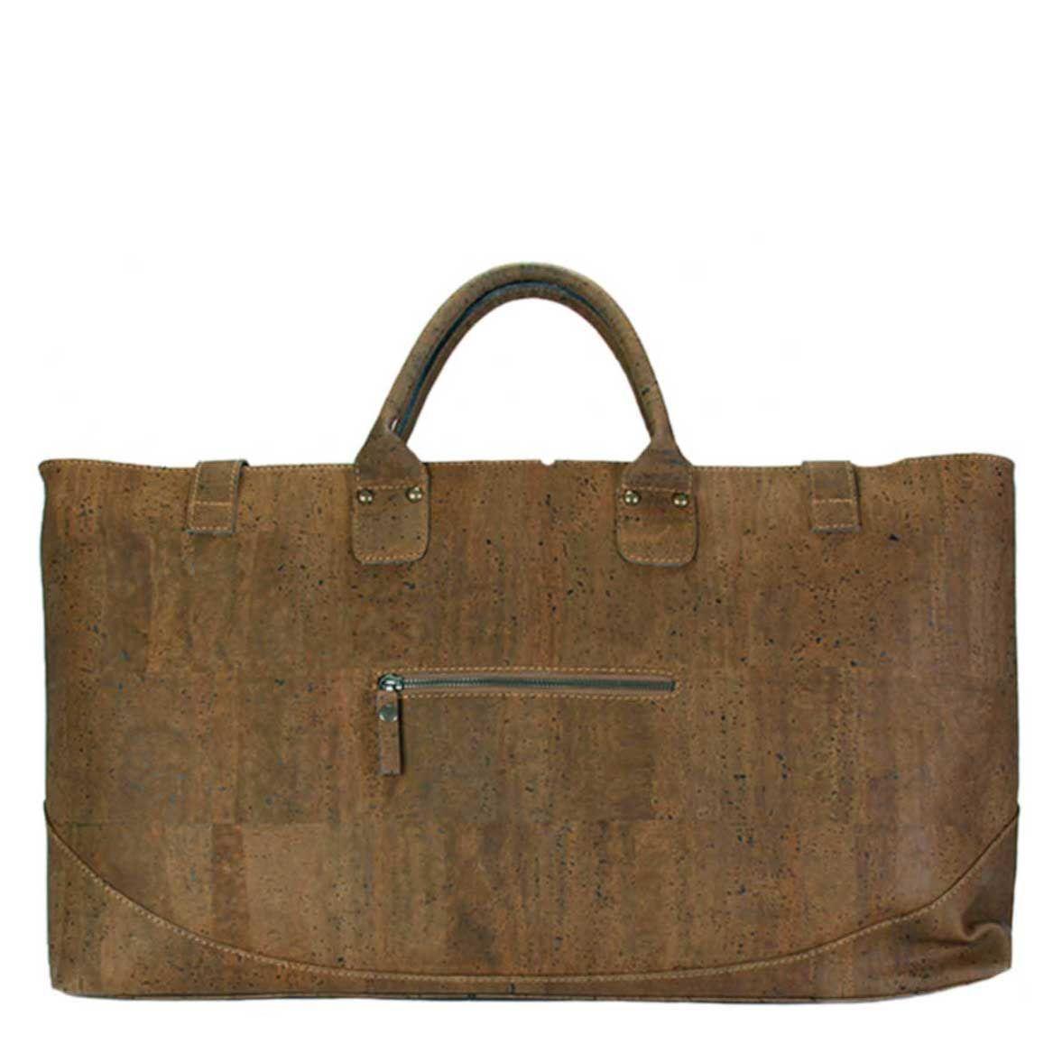 Cork travel/overnight bag, lightweight, refined & stylish
