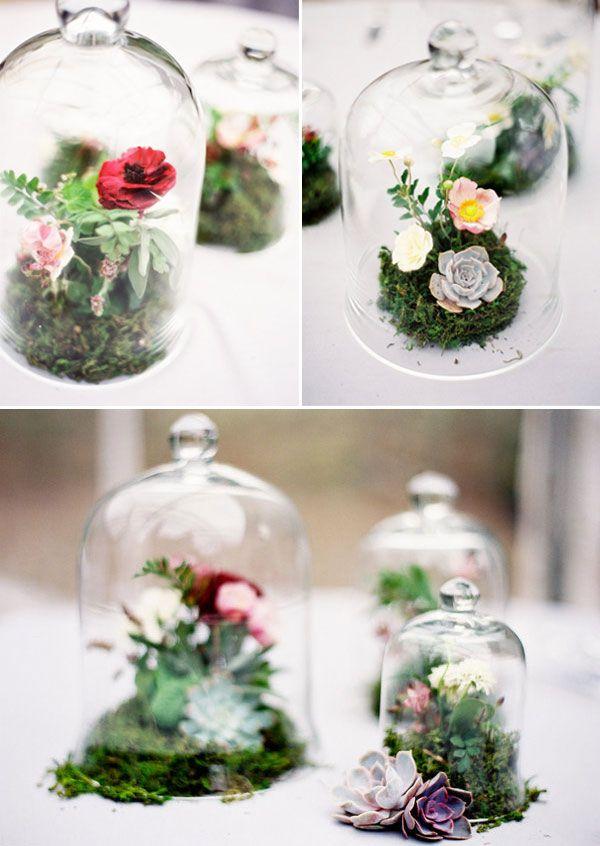 Bell Jar Decorating Ideas Wedding Decoration With Bell Jars  Bell Jars Jar And Decoration