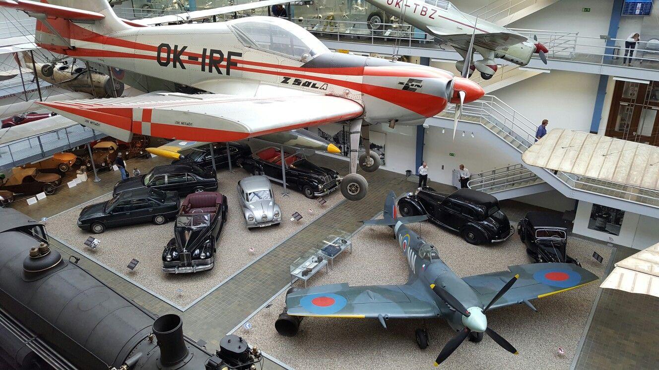Teknisk museum. Praha 2016.