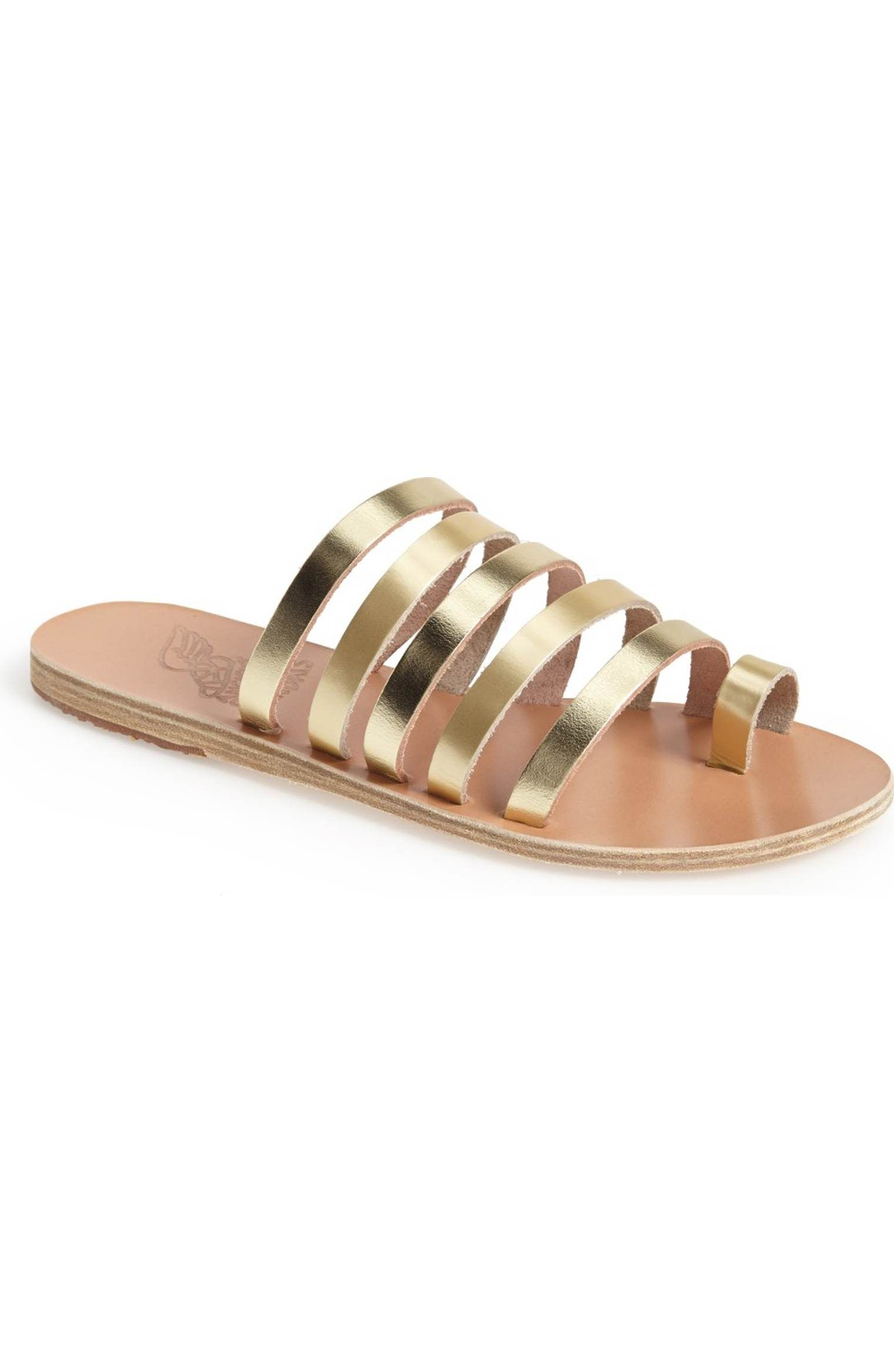 Ancient Greek Sandals Women's Niki Slide Sandal 6G9kkb5O