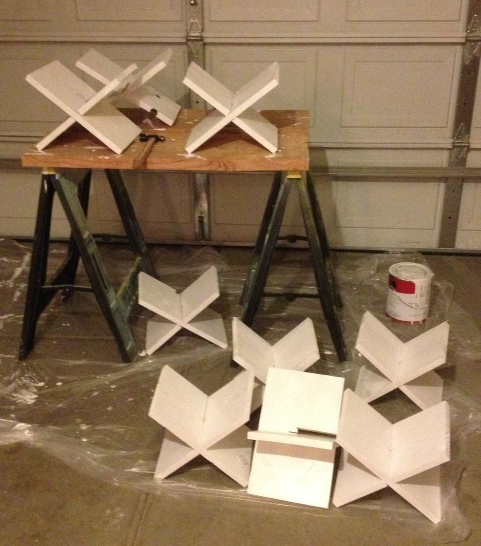 Measure Once Cut Twice Diy Vinyl Roll Storage