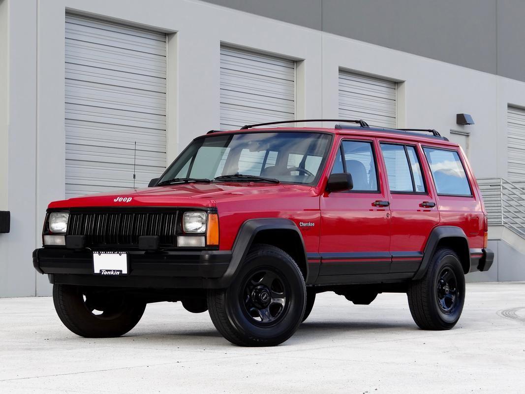 1996 Jeep Cherokee Sport Jeep cherokee sport, Jeep