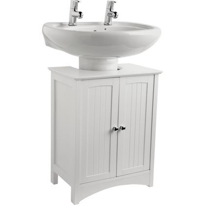 Surprising Under Sink Storage Unit White At Homebase Be Inspired Home Interior And Landscaping Ologienasavecom