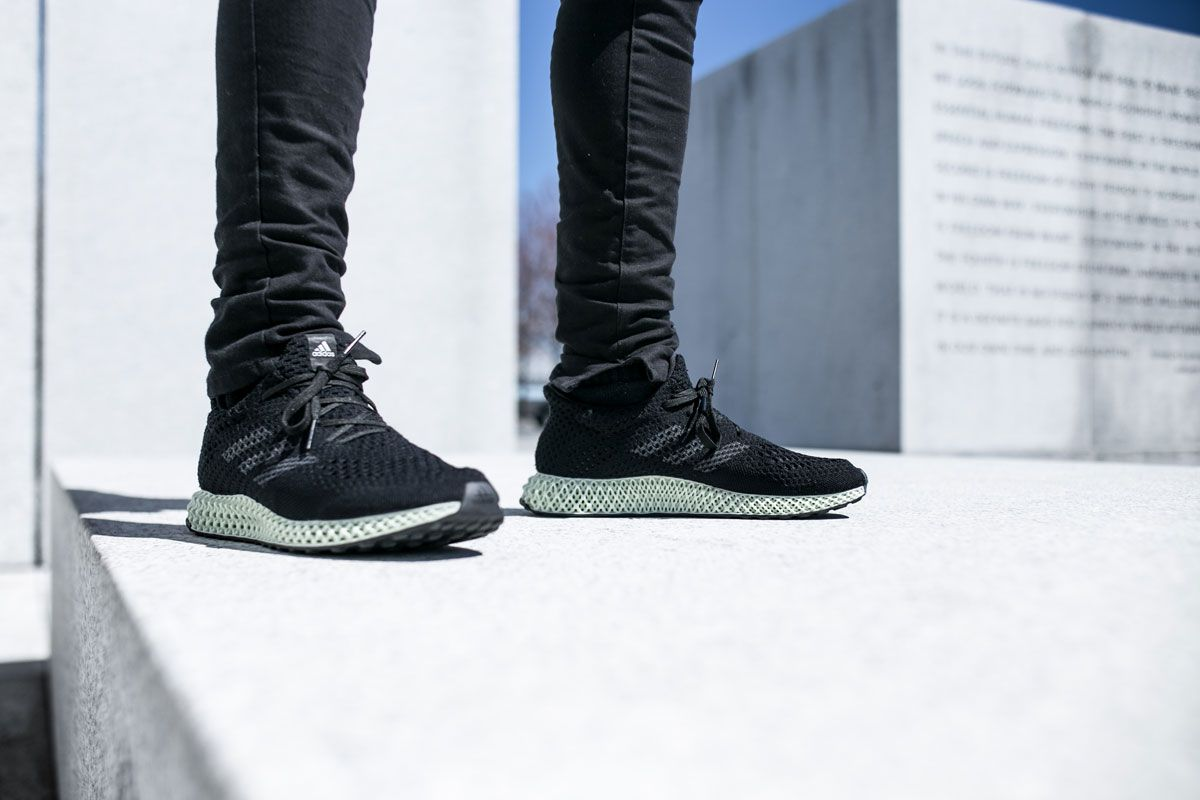 newest collection 23993 569b3 adidas Futurecraft 4D Your Best Look Yet  Highsnobiety