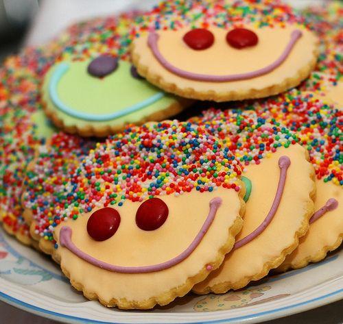 biscuit versieren