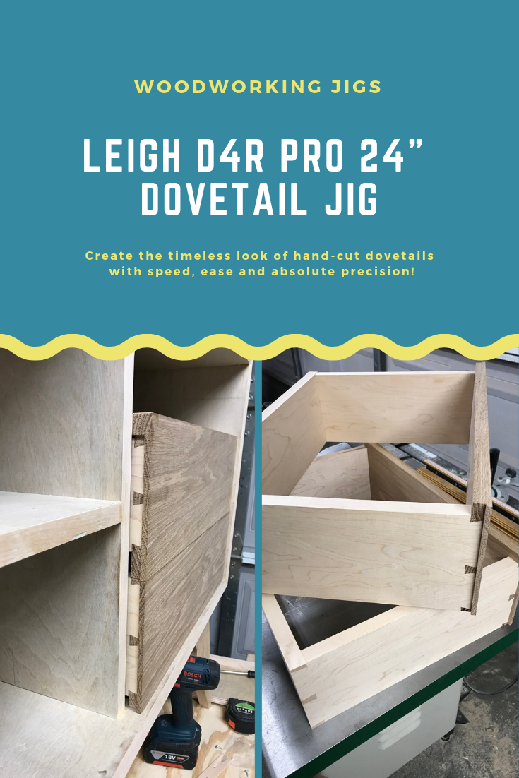 Leigh D4r Pro 24 Dovetail Jig Leigh Dovetail Jig Woodworking Jigs