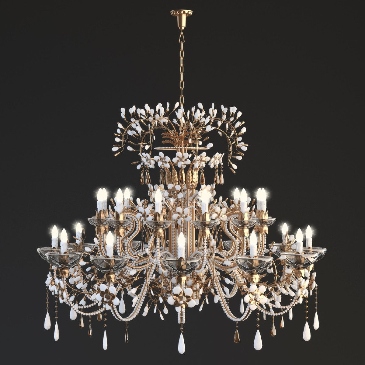 3d mechini chandelier model 3d model lamps pinterest 3d mechini chandelier model 3d model aloadofball Image collections
