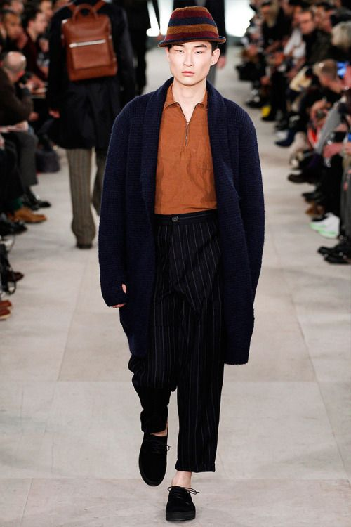 Oliver Spencer FW16.  menswear mnswr mens style mens fashion fashion style runway oliverspencer