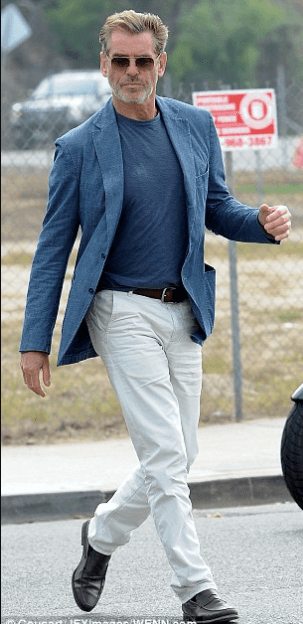30 Best Outfits Of Male Celebrities Over 50 Fashion Ideas Mens Casual Outfits Clothes For Men Over 50 Older Mens Fashion