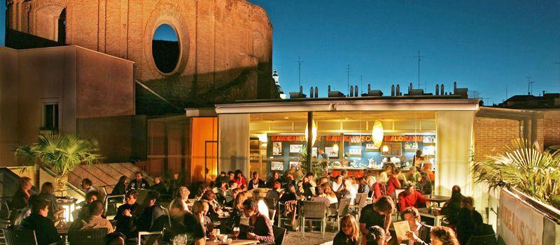 """Enjoy Madrid and its """"terrazas"""" Disfruta de Madrid y sus terrazas http://inspiramemadrid.com/mejores-terrazas-de-madrid/"""