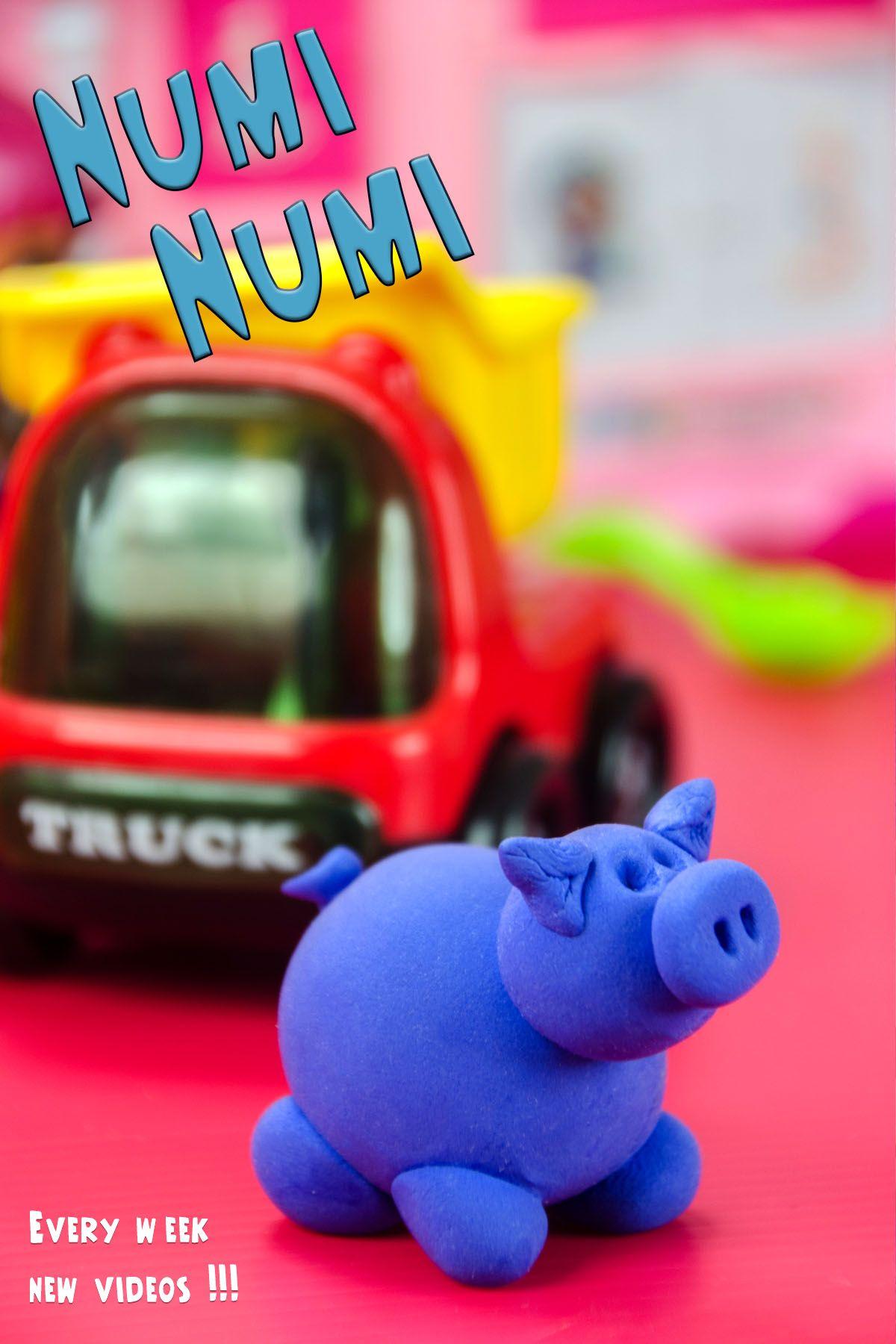 Clay Tutorial - Pig Crafts | Pig crafts, Clay tutorials ...