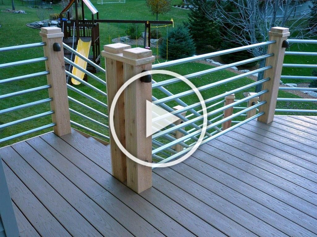 Best The Best And Easiest Porch Railing Kits Lowes To Inspire 400 x 300
