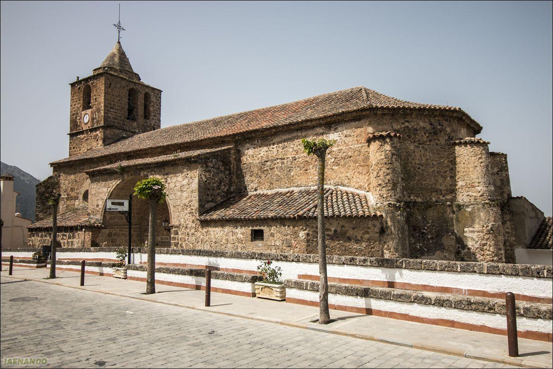 Iglesia de Nuestra Señora del Collado, Segura de la Sierra ...