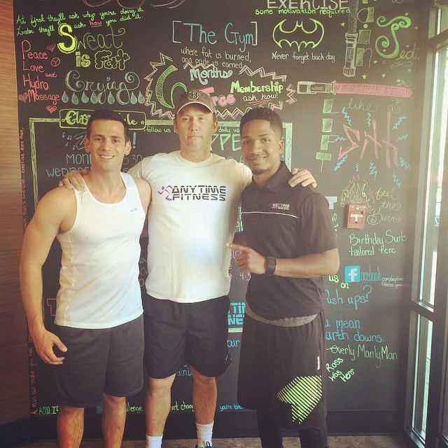 """RT """"@HisWillMiller23: Last week I had the awesome opportunity of meeting @JeffreyDonovan of the TV show Burn Notice. He rocked a crazy leg workout. #MyFitGamePlan #yeahthatgreenville #BMWPro-AM #fitness #personaltraining #instafitness https://instagram.com/p/20o4l3IMja/"""""""