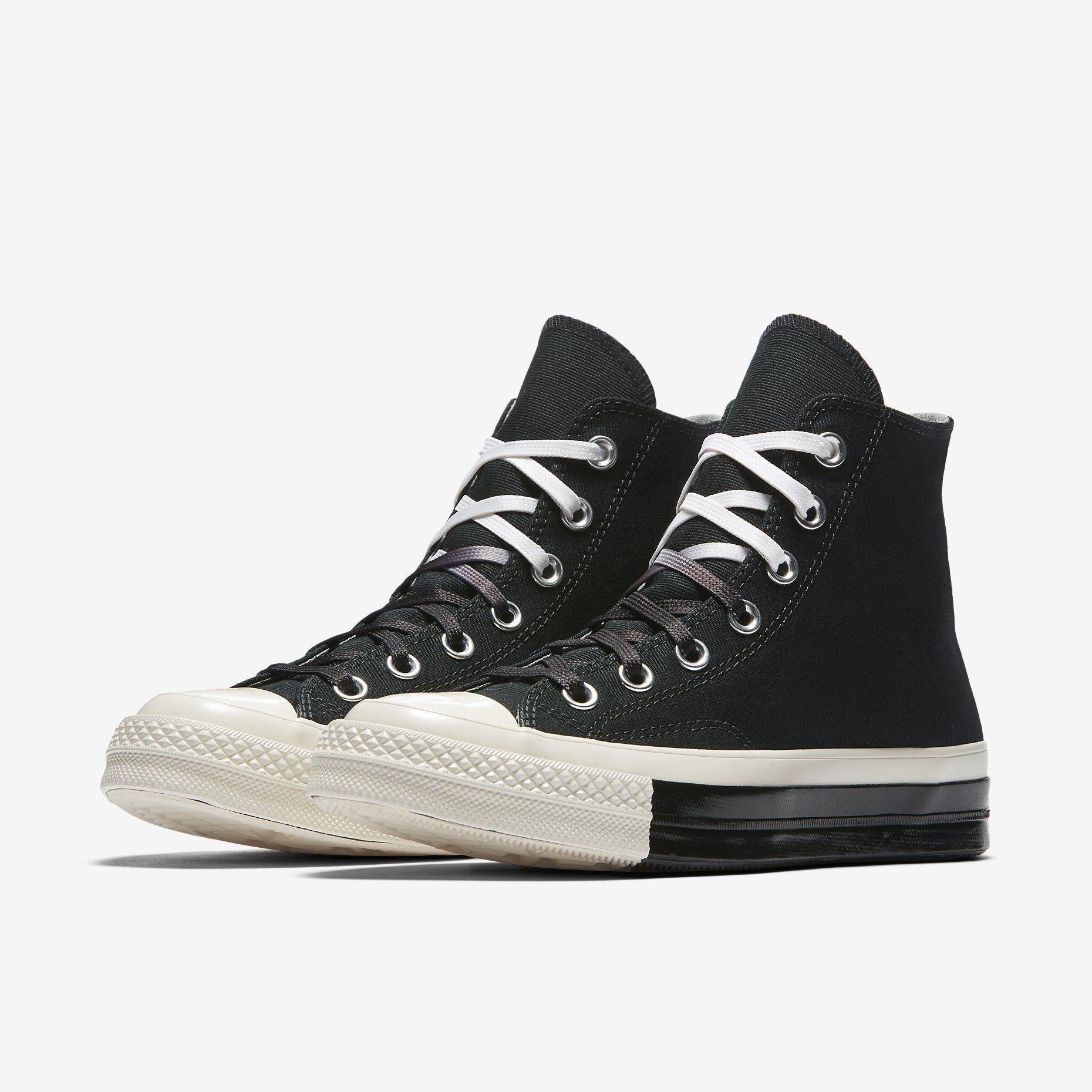 size 40 08c84 48f78 Converse Chuck 70 Super Color-Block High Top Women's Shoe ...
