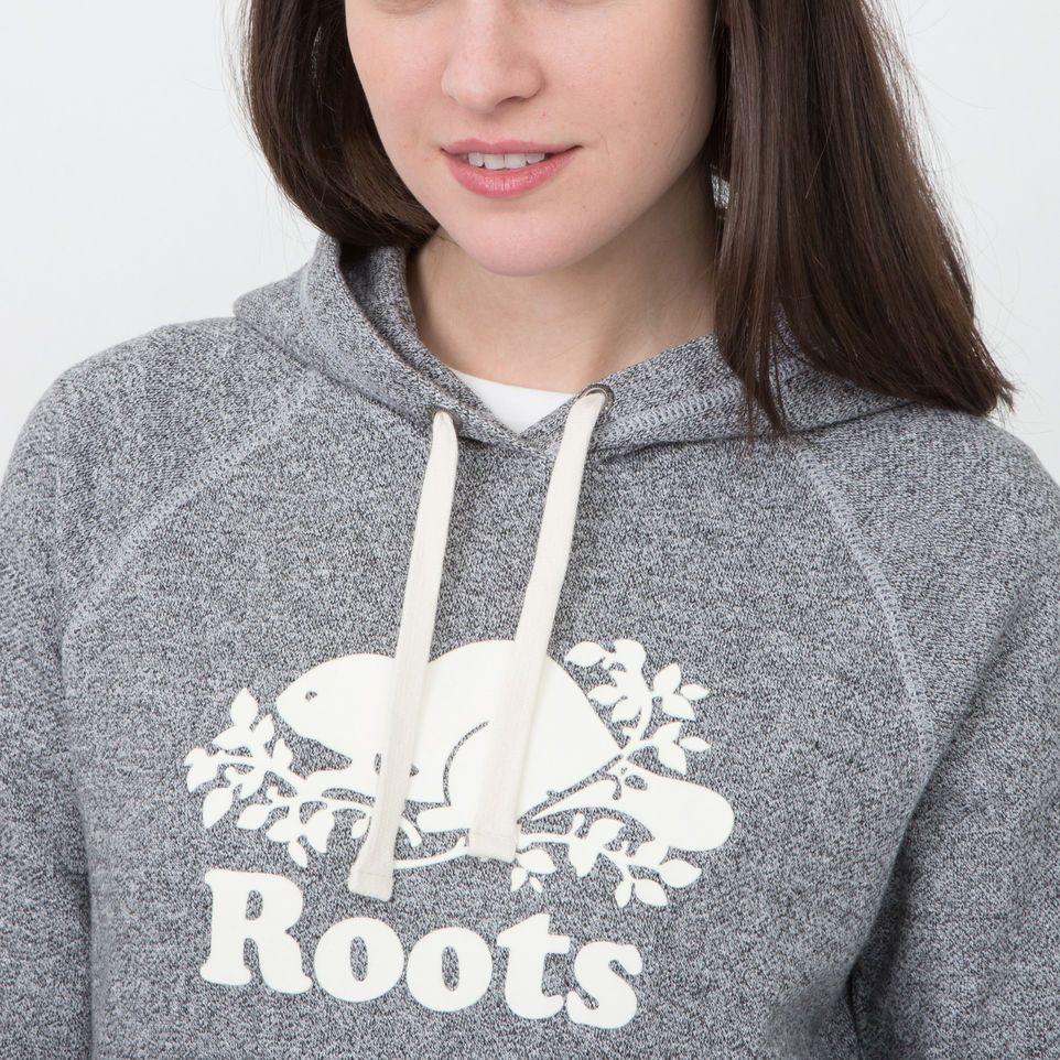 12a093d27 Womens Roots Salt & Pepper™ Original Kanga Hoody   Womens Hoodies   Roots
