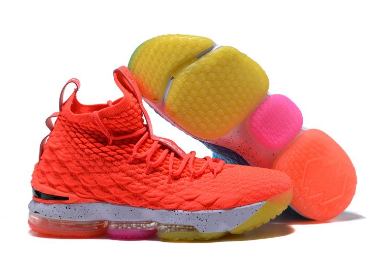 competitive price 13503 69d90 Nike LeBron 15 Fire   Ice For Sale