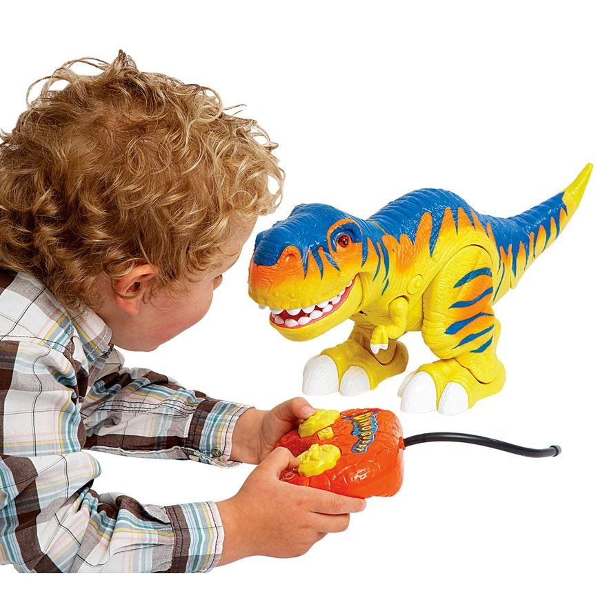 Radio Controlled Dino World T Rex Image 0 Christmas 2016 Radio