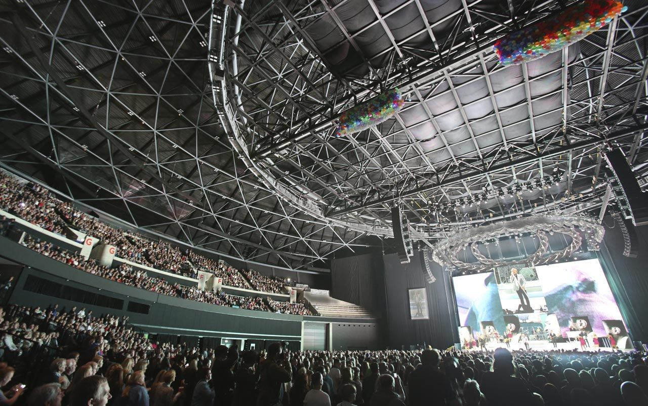 The SSE Hydro - Glasgow, Scotland by Foster + Partners