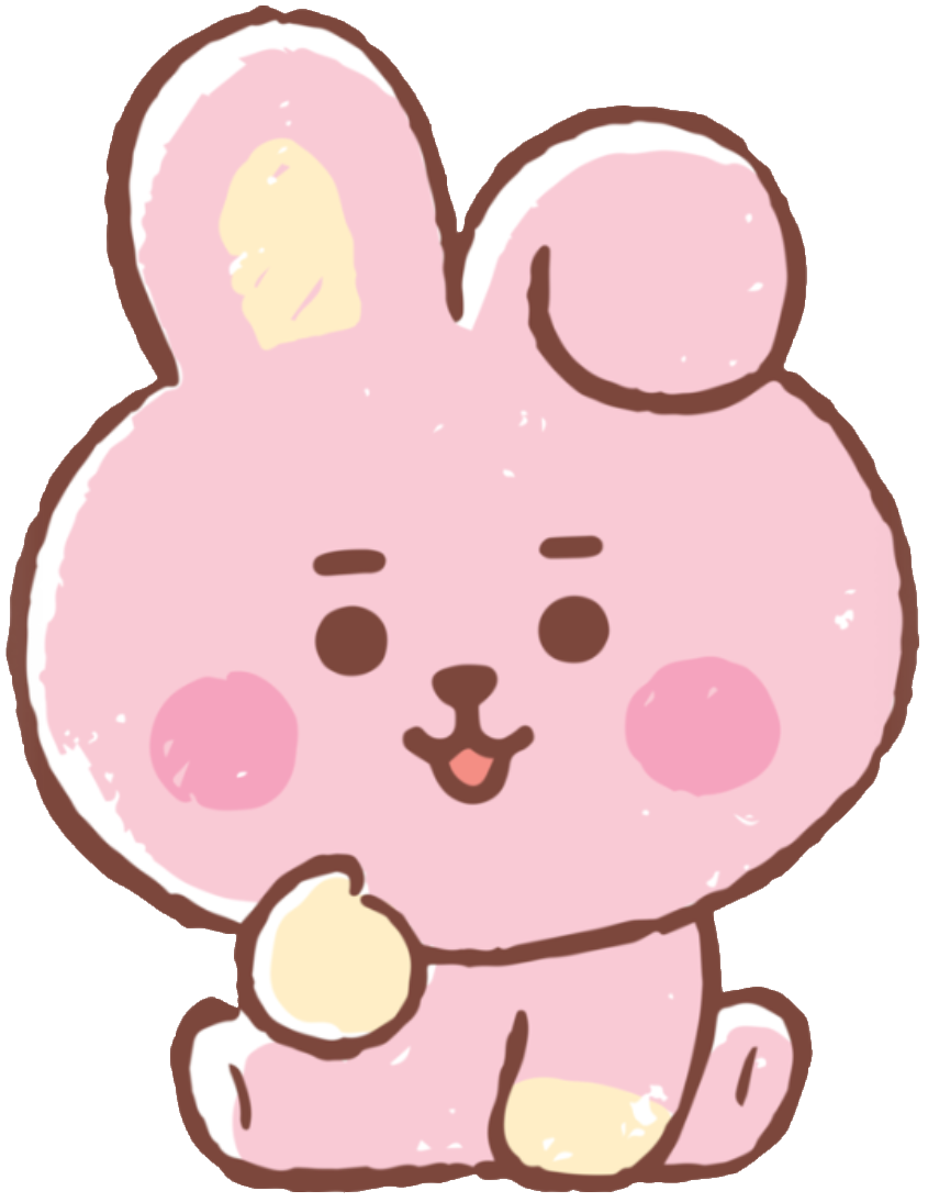 Discover The Coolest Bt21 Cooky Jungkook Baby Kpop Bts Cute Handpainted Stickers In 2020 Bts Chibi Cute Drawings Kawaii Wallpaper