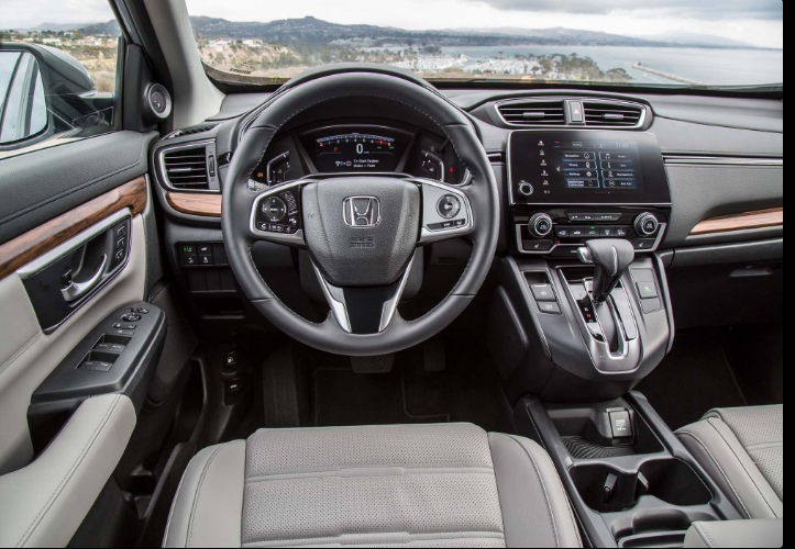 The 2019 Honda CRV Offers Outstanding Style And Technology Both Inside Out See Interior Exterior Photos New Features Complemented By