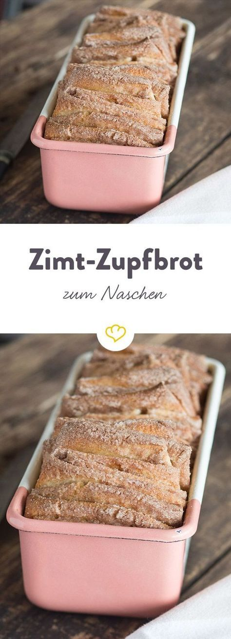 Zimt-Zupfbrot – willkommen im Gebäck-Himmel #entreesrecettes