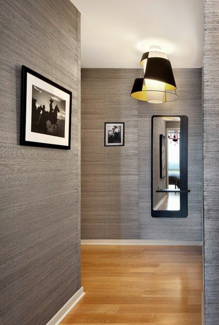 papier peint pour couloir plus de 120 photo pour vous corridor pinterest corridor. Black Bedroom Furniture Sets. Home Design Ideas