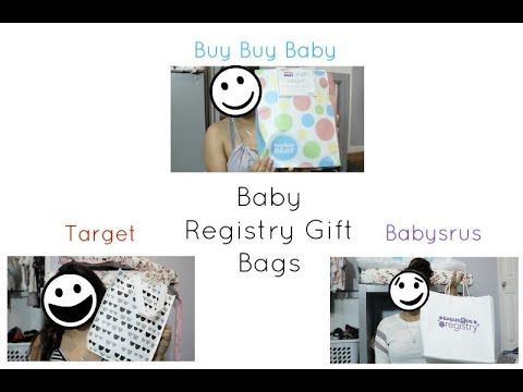 16 & pregnant - What I Got In My Baby Registry Gift Bags ...