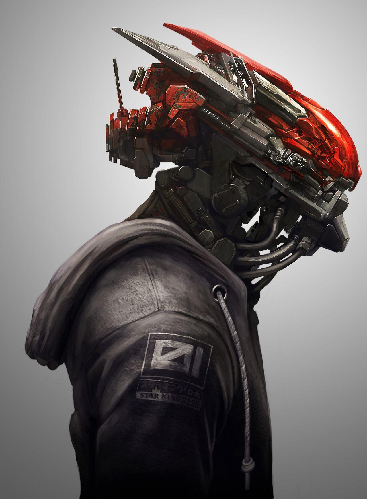 Science Fiction Cyberpunk Art Cyberpunk Science Fiction Art