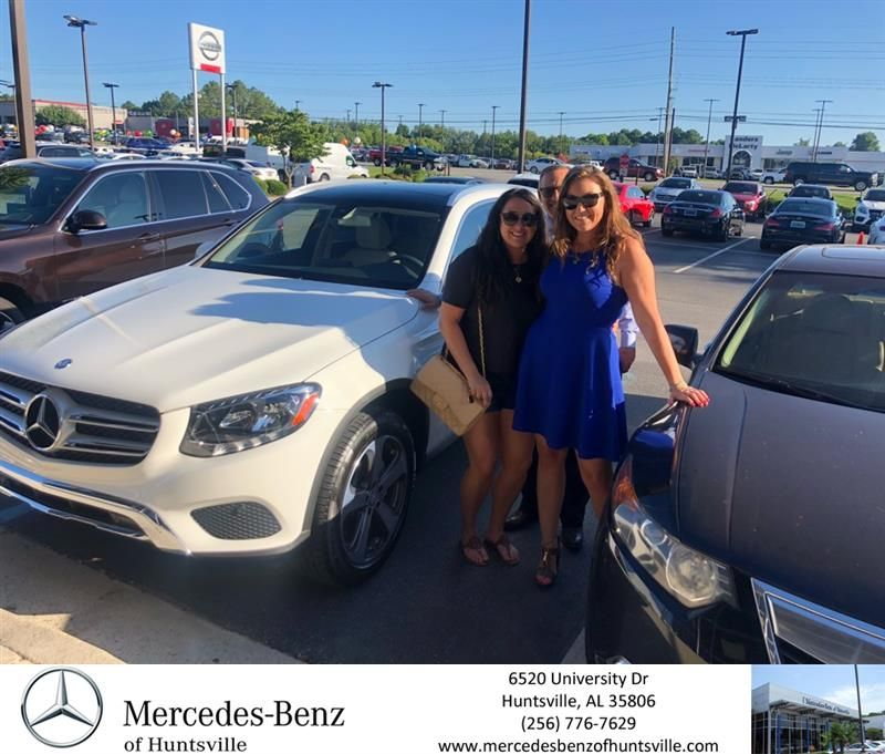 Congratulations Brittany From Genna Cecil At Mercedes Benz Of Huntsville Mercedes Benzofhuntsville Mercedes Benz Huntsville New Mercedes