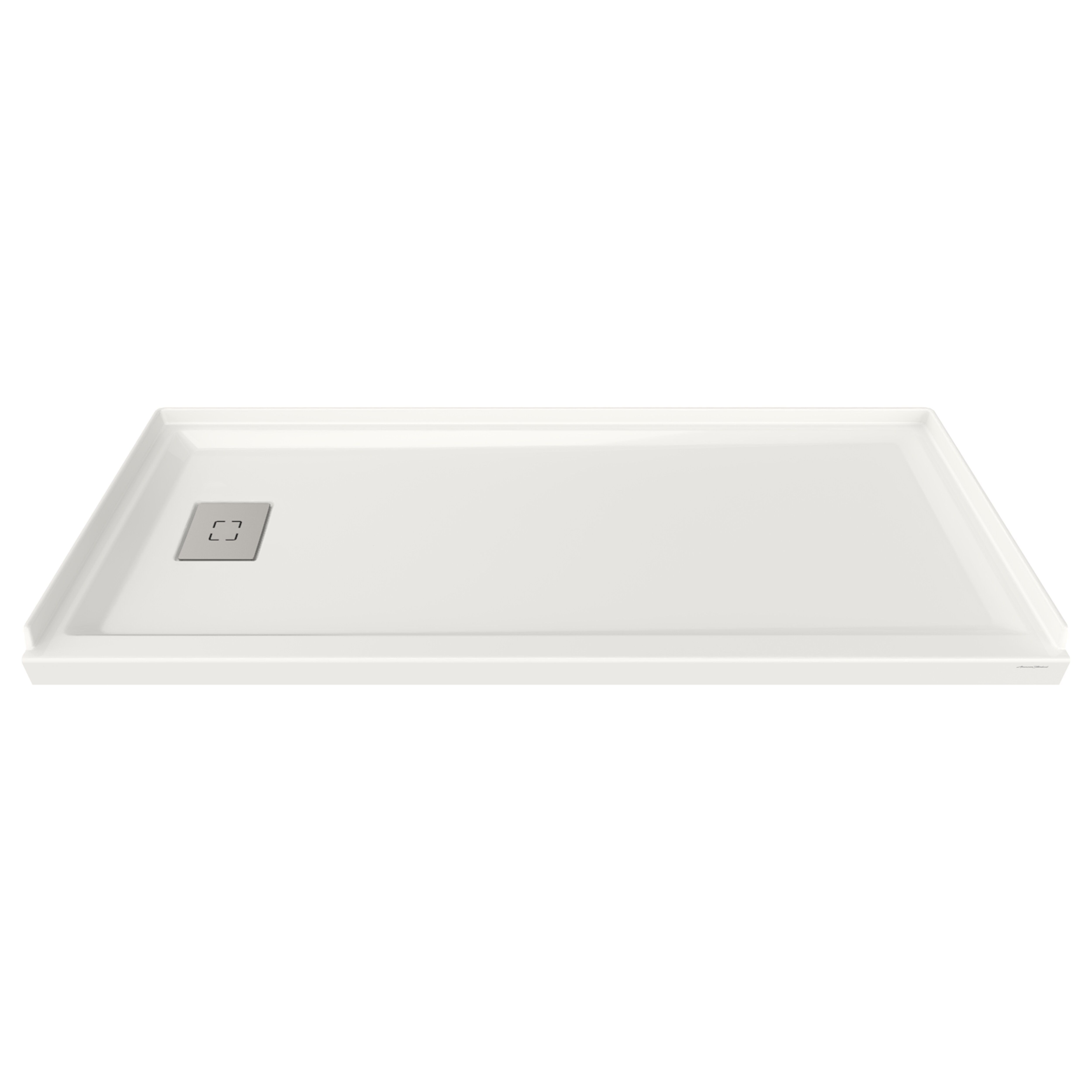 Find The Perfect Left Shower Bases Pans Wayfair With Images Shower Base Acrylic Shower Base Shower Wall Kits