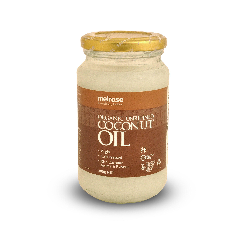 Melrose Health Melrose Organic Unrefined Coconut Oil