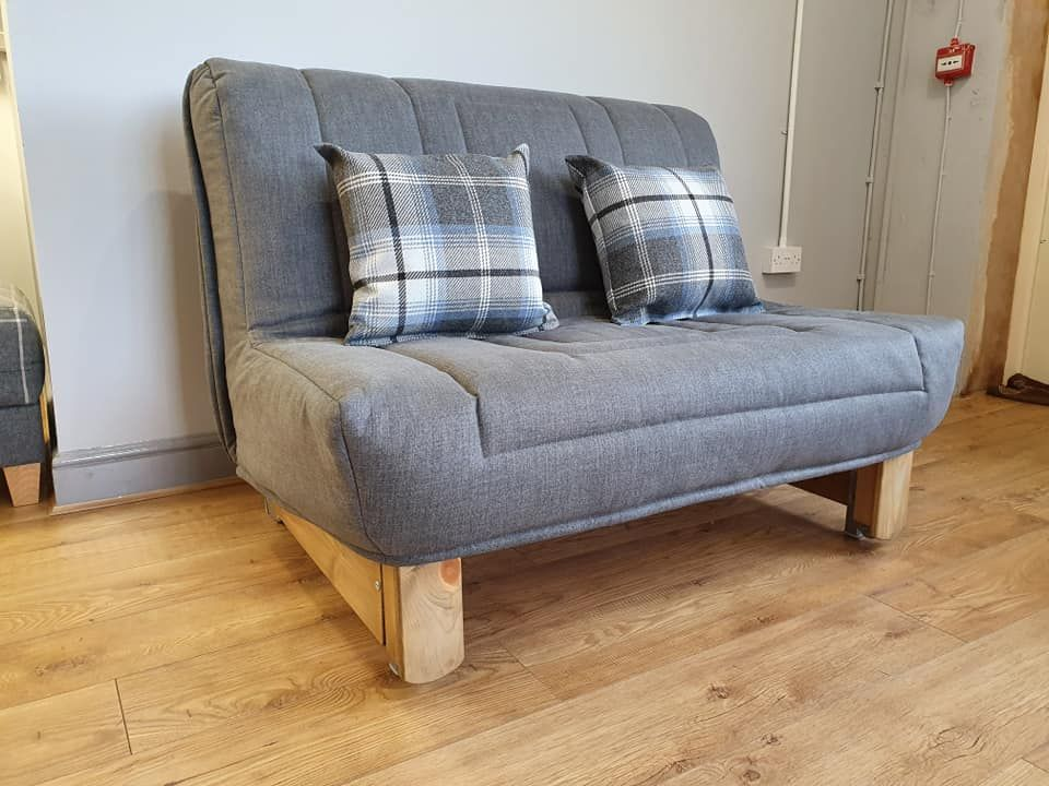 Sofa Bed With Fully Removable Cover